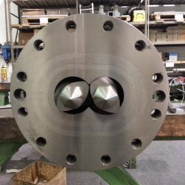 Setttore di cilindro con circuito di raffreddamento interno