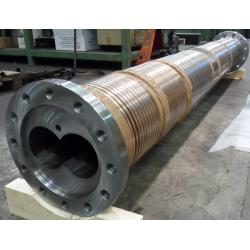 Twin Bimetallic Barrel  Ø125-30 L/